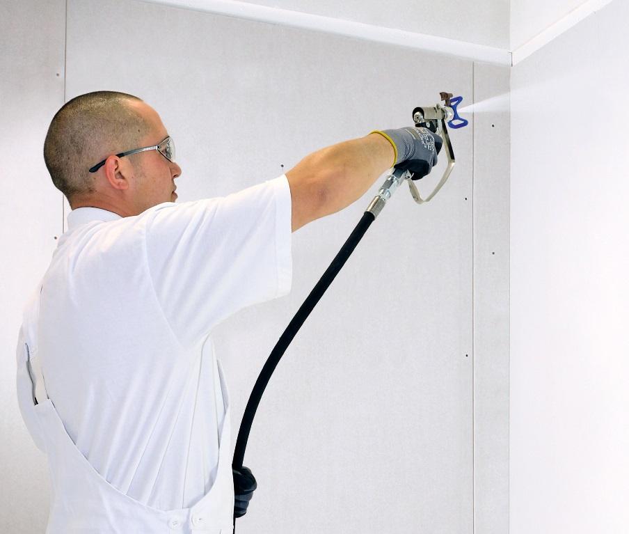 Maquiperfil - Pistola pintar paredes ...